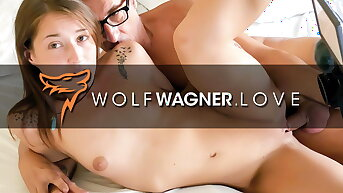 The old stud and the young chick! WolfWagner.love