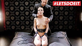 LETSDOEIT – Alexis Crystal Required Up And Hardcore Drilled By BF