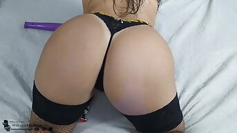 Creampie !!! Asking for Cum Deep inside my Pussy