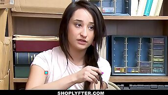 ShopLyfter - Teen (Isabella Nice) Pays Security In Sex