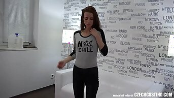 Super Cute 25yo m. Does Anal with our Cameraman