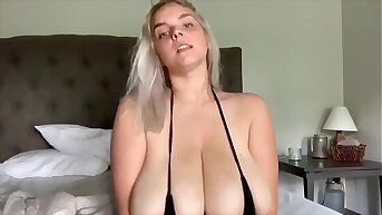 Very Hot Obese Natural Confidential Blonde Teen
