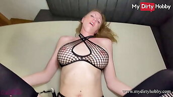 MyDirtyHobby - Busty secretary gets fucked being done unconnected with her boss